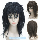 Spiral Curls Braided Hairstyles Hand  Braided wig Kinky Twist Dreadlock