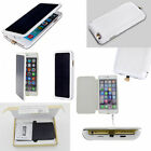 """3000 mAh Solar Battery Backup Charging Bank Power Case Cover For iPhone 7G 4.7"""""""