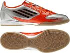 ADIDAS F10 IN red/silver V21295  INDOOR