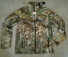 NWT~NFL PHILADELPHIA EAGLES REALTREE CAMO SOFTSHELL JACKET COAT~MENS M MEDIUM