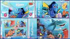 """""""FINDING DORY"""" Puzzles Jigsaw Kids Children Puzzle Glittering 50 100 24, 4 in 1"""