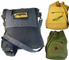 Ladies Shoulder Bag Freedom Flap Backpacks Sling Canvas School College Corduroy