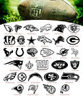 NFL Vinyl Decal Stickers Sport Logos National Football League USA Seller $7.69 USD