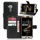 Leather Case Flip Wallet Cover Stand Pouch For ASUS ZenFone 3 Deluxe ZS550KL