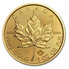 2017 Canada 1 oz Gold Maple Leaf Coin Brilliant Uncirculated - SKU #115850