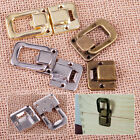 10 x Antique Jewelry Wine Box Wooden Case Suitcase Decorative Hasp Latch Toggle