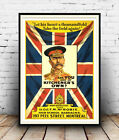 Are you one of Kitcheners : Vintage recruiting Advertising  Poster reproduction