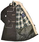 BARBOUR Ladies' Uplands Waxed Cotton Duffle Coat