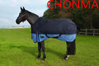 CHONMA  600D 250G Winter Waterproof  Breathable  Turnout Horse Rug Combo--A22