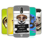 HEAD CASE DESIGNS FUNNY ANIMALS HARD BACK CASE FOR MOTOROLA MOTO G4 / G4 PLUS