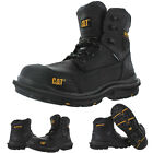 Caterpillar CAT Men's Fabricate 6 Inch Composite Toe Work Boots Size 13 US