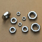 304 Stainless Steel Select Size M6 - M24 Thin Hex Nuts Right Hand Fine Thread
