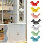 Ceramic Bird Pull Handles Knob for Drawer Cabinet Cupboard Door Wardrobe Dresser