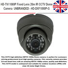 CCTV HD-TVI 1080P 3.6mm lens 20m IR Night vision IP66 In/Outdoor Dome Camera