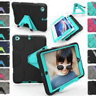 Heavy Duty Protective Hard Stand Case Cover For iPad 2 3 4 9.7'' Inch Tablet