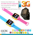 Children Smart Watch OLED 3G,4G GSM Phone Wifi GPS LBS Tracking e-Fence, Camera