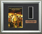THE MAGNIFICENT SEVEN RIDE   Lee Van Cleef    FRAMED MOVIE FILMCELLS