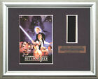 STAR WARS - Return of the Jedi   Mark Hamill - Carrie Fisher   FRAMED FILM CELL