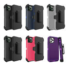 Lot/6 Protective Defender Case for Apple iPhone 5 5S SE Wholesale
