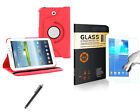 3in1 Case Cover Accessory Combo Kit For Samsung Galaxy Tab 3 7.0 P3200/T210/T217