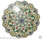 Marble Coffee Table Top Multi Gem Inlay Pietradure Mosaic Christmas Decoratiions