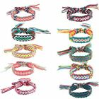 Bracelet Tassel Braid Bohemia Boho Fashion Gift Chain Colorful Wristband