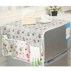 4-Style Fridge Refrigerator Dust Proof Cover Muti-use Pouch Bag Organize Storage