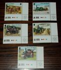 ISLE OF MAN MINT STAMPS STEAM TRACTION ENGINES  1995 - CHOOSE VARIATION SET