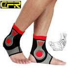 CFR High Compression Ankle Support Paded Neoprene Sleeve Pullover Wrap Sock U3