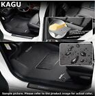 Fits: Mazda 6 and Mazda 3 2014-2016 KAGU U-ACE 3D Front Floor Liners