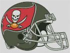 Cross stitch chart, Pattern, Tampa Bay, Buccaneers, NFL, US, American, Football