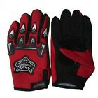 NEW Knighthood Bike Bicycle Gloves FINGER Motorcycle Glove