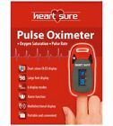 HEART SURE OXIMETER SATURATION RATE FINGERTIP BLOOD OXYGEN METER OzHealthExperts