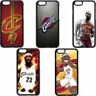 CLEVELAND CAVALIERS LEBRON JAMES NBA HARD COVER CASE FOR APPLE IPHONE.