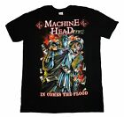 MACHINE HEAD - In Comes The Flood - T SHIRT S-M-L-XL Brand New Official T Shirt