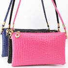 Fashion Womens Ladies Messenger PU Leather Style Tote Shoulder Bag Handbag Hot