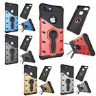 360 Degree Turn Kickstand Case Shockproof 2 in 1 Design Cover Fr New Smart Phone