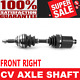 FRONT RIGHT CV Joint Axle Shaft For DAEWOO NUBIRA 99-02 Automatic Transmission