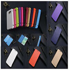 New Multi-Color Protective Flip Snap On PU Leather Cover Case For Samsung Galaxy