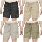 Sonoma Womens Stretch Twill Shorts 4-Pocket Mid-Rise Size 8-18 NEW $32