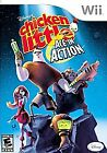 Disney's Chicken Little: Ace in Action (Nintendo Wii, 2006) Factory Sealed NEW