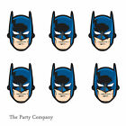 Batman Superhero Boys Birthday Party Spiderman Party Masks Favors 6-36 guests