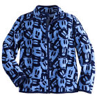 Disney Store Authentic Mickey Mouse Fleece Jacket Coat for Kids Size 2 3 4 5/6