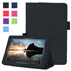 Shockproof Leather PU Stand Full Protect Body Case For Amazon Kindle Fire 7 HD 8