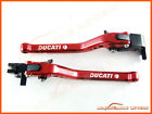 Ducati 797 MONSTER 2017 CNC Long Adjustable Brake Clutch Levers