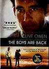 BRAND NEW DVD // THE BOYS ARE BACK // CLIVE OWEN