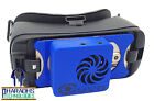 Samsung Gear VR Fan Cooling Cover (CUVR Ultimate) SM-R324, SM-R323, SM-R322 <br/> Extends Your VR Experience 3 Times Longer