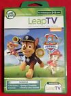 NEW Leap Frog Leap TV Nickelodeon PAW PATROL LeapTV Science Animals Ages 3-5