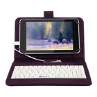 "iRULU 7"" inch IPS Android 5.1 Lollipop Tablet PC 16GB Dual Camera w/ Keyboard"