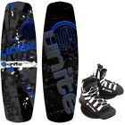 Base Sports REVOLVER 140 Unite Wakeboard Package Wakeboardbindung 2017 blue